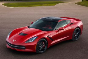 Chevrolet Corvette Stingray уже в России