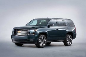 На выставке тюнинга в Лас-Вегасе представили автомобиль Chevrolet Tahoe Premium Outdoors